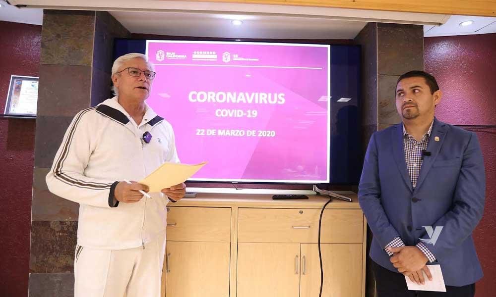 Suman 11 casos confirmados por coronavirus en Baja California