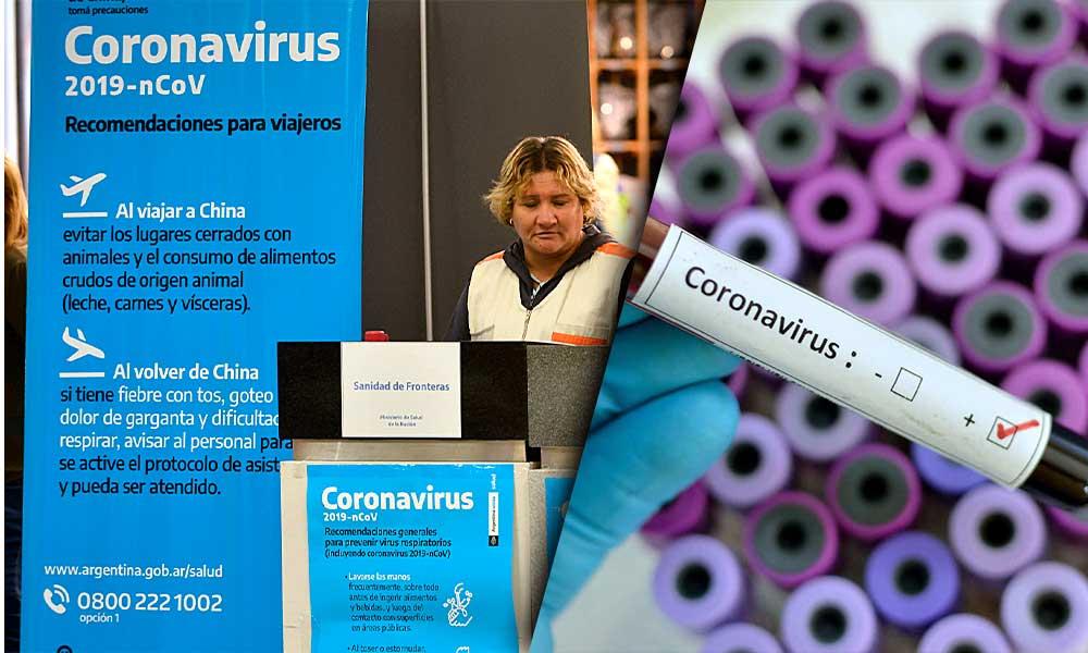 Argentina confirma su primer caso de Coronavirus