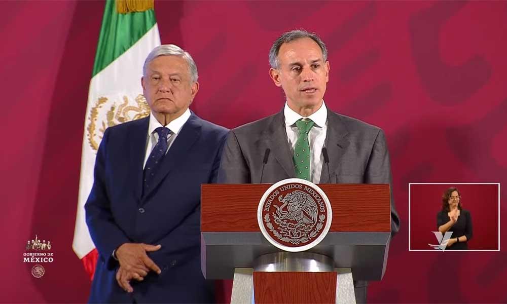 Declaran fase 2 en México por propagación de coronavirus