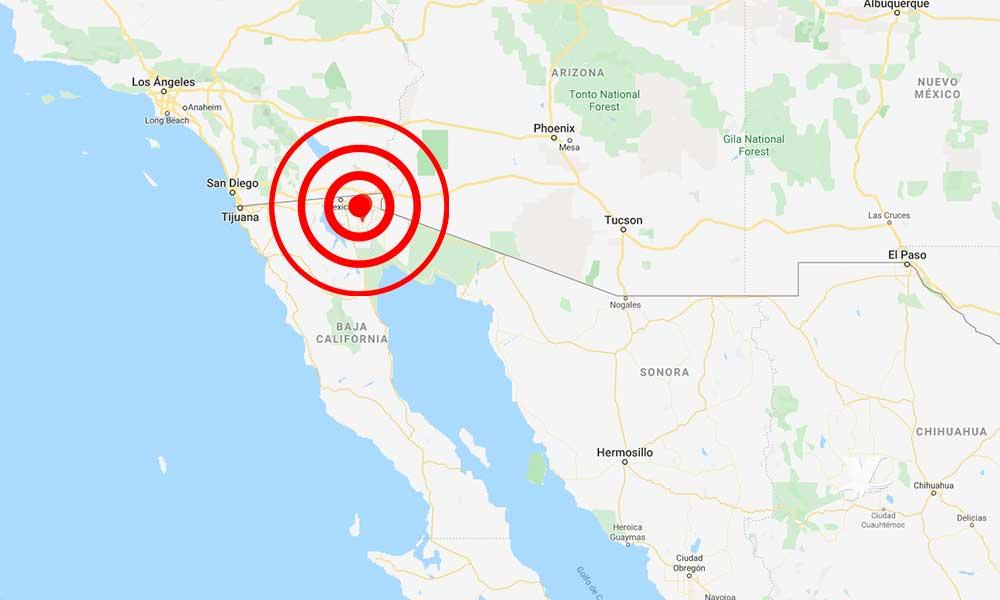 Se registran 4 sismos en las últimas 24 horas en BC