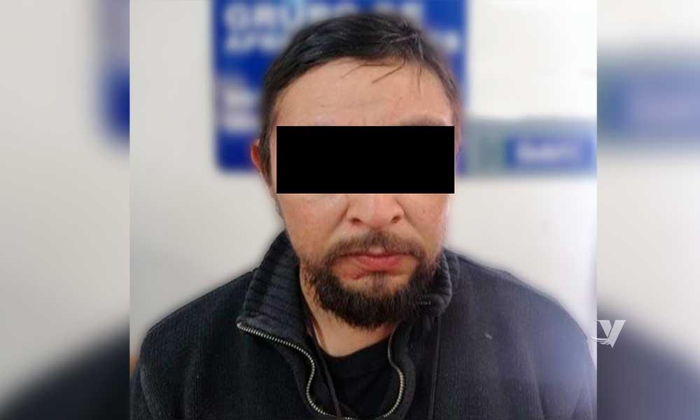 Detenido en Mexicali por violar a su hija de 8 años