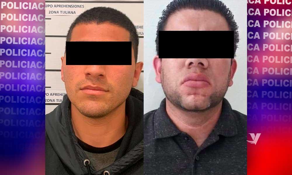 Detenidos por violencia familiar y violación a su pareja en Tijuana