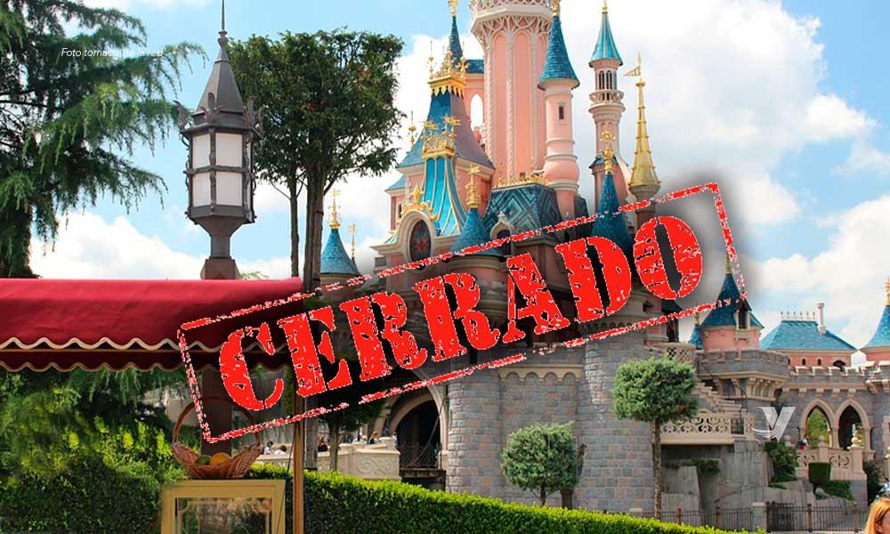 Cerrarán Disneylandia en California por Coronavirus
