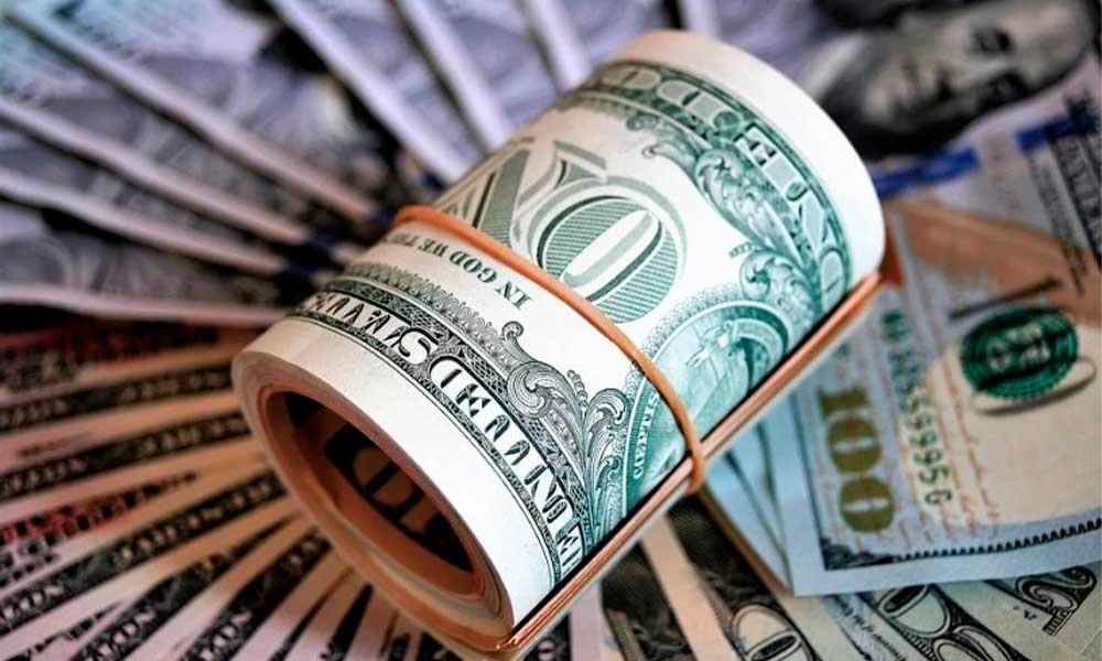 Dólar sobrepasa los 20 pesos