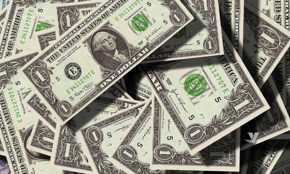 Dólar llega hasta los 20.60 pesos en Bancos