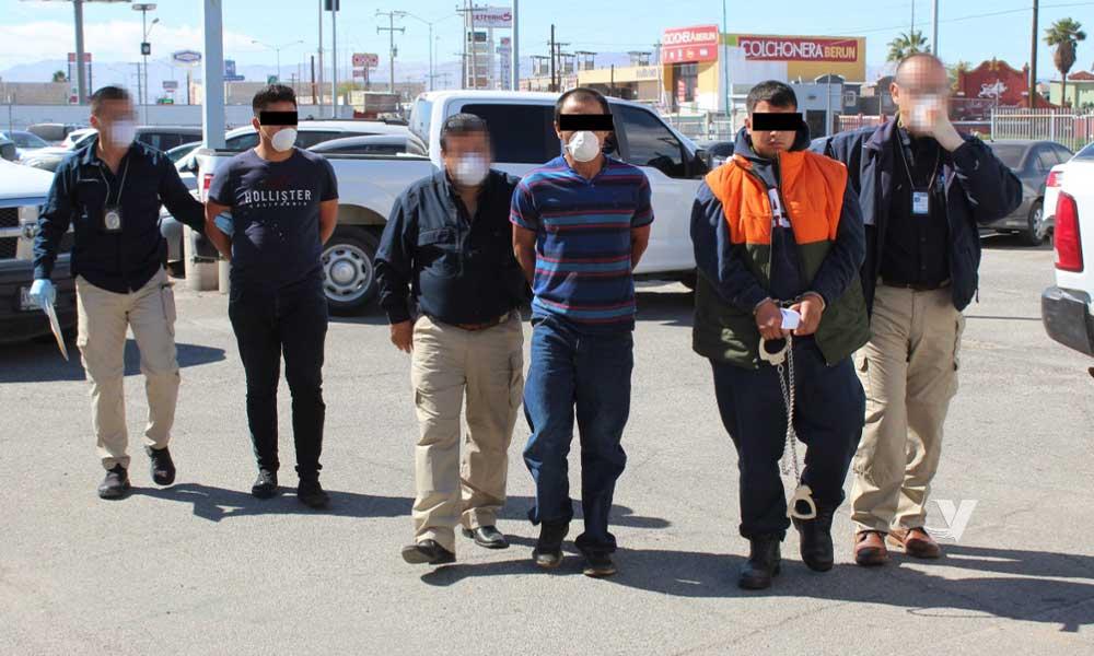 Hirió a su tío con ayuda de otros dos sujetos, son detenidos en Mexicali