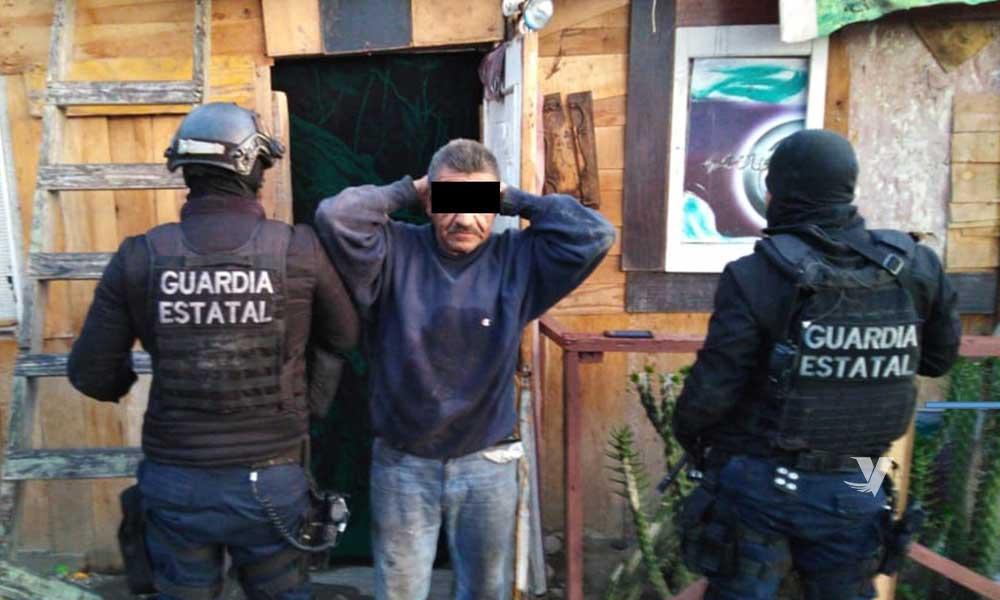 Localizan a una persona muerta dentro de un domicilio en Tijuana