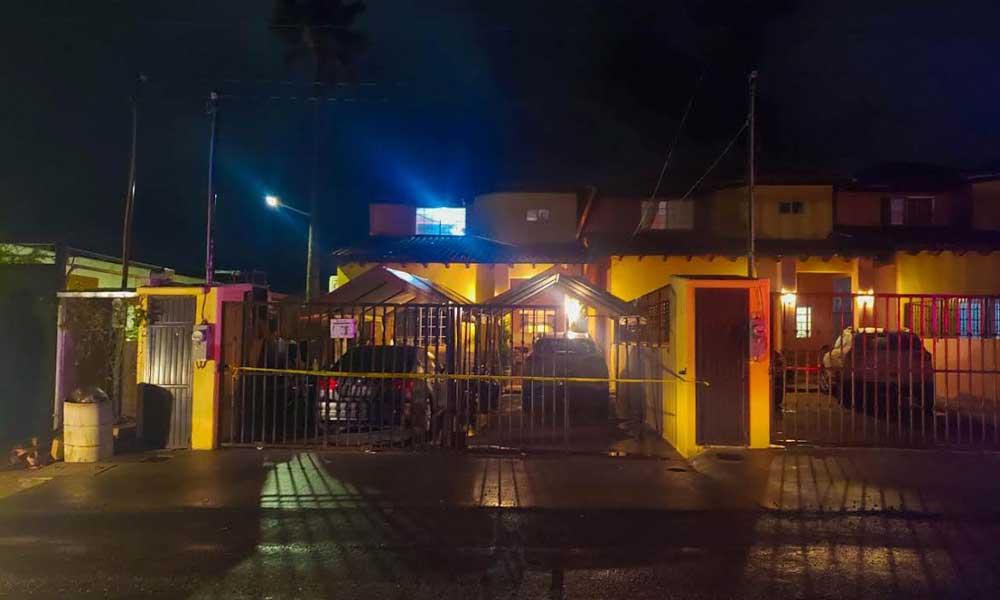 Se registran disparos de arma de fuego por intento de secuestro en Tecate