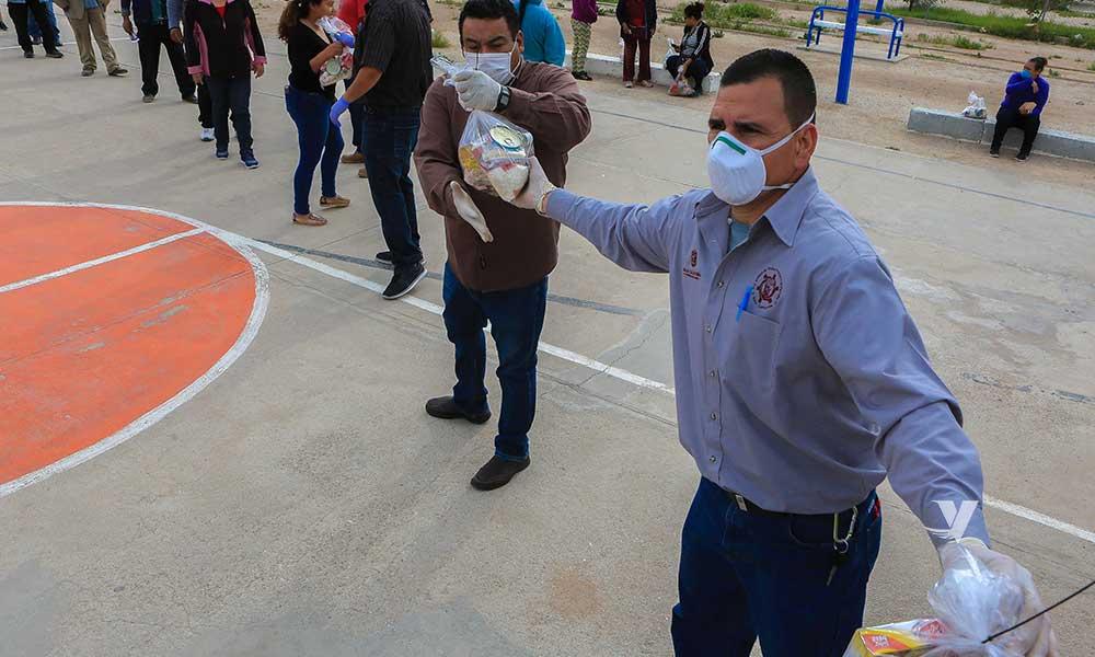 Gobierno de Baja California apoya a familias con Jornadas por la Paz y la Salud