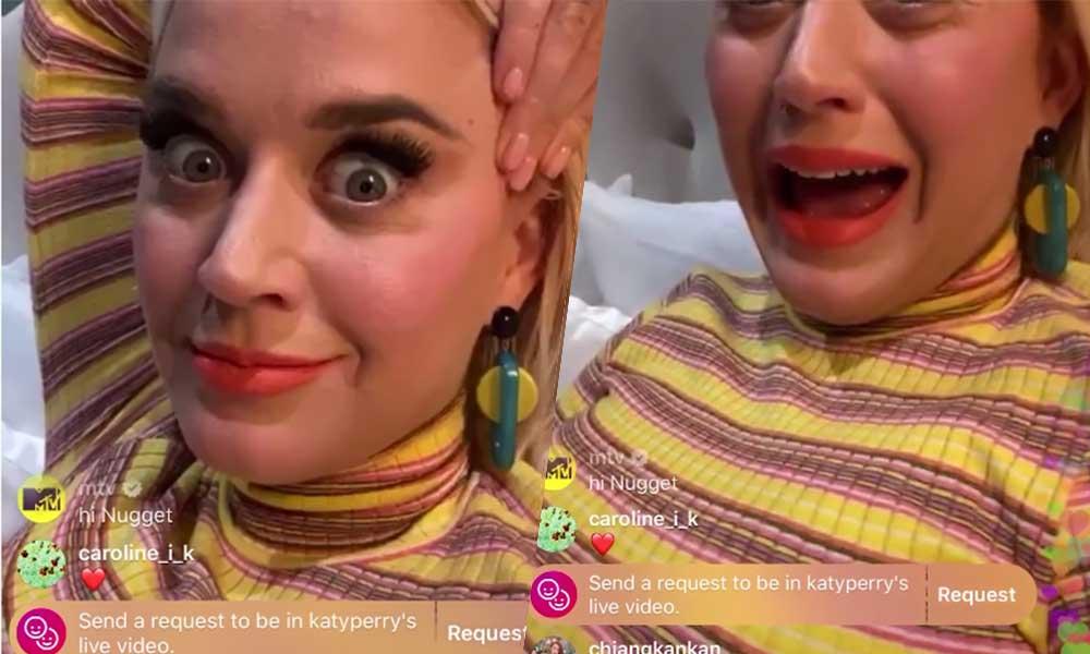 (VIDEO) Katy Perry anuncia que está embarazada con este video