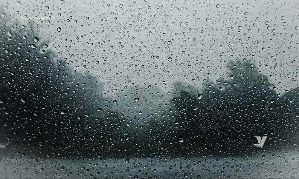 Lunes y martes serán los días con más lluvia en BC
