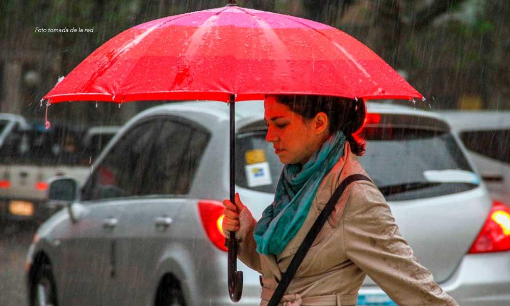 Frente frío traerá lluvias hasta el jueves y bajas temperaturas en BC
