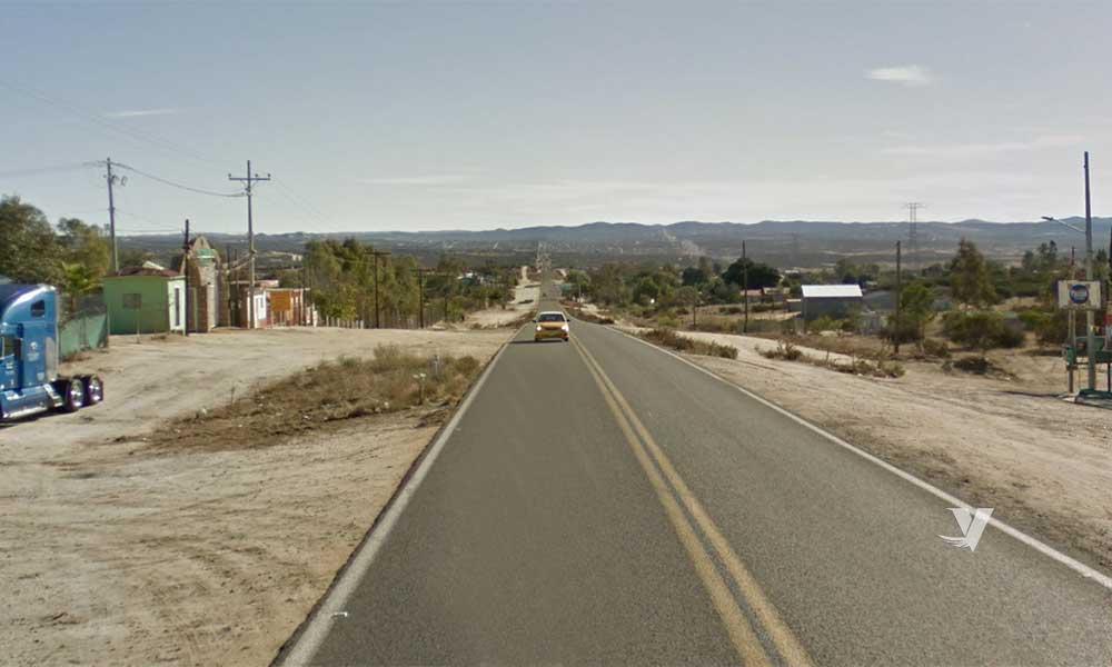 Localizan fosa clandestina con dos cuerpos en Tecate