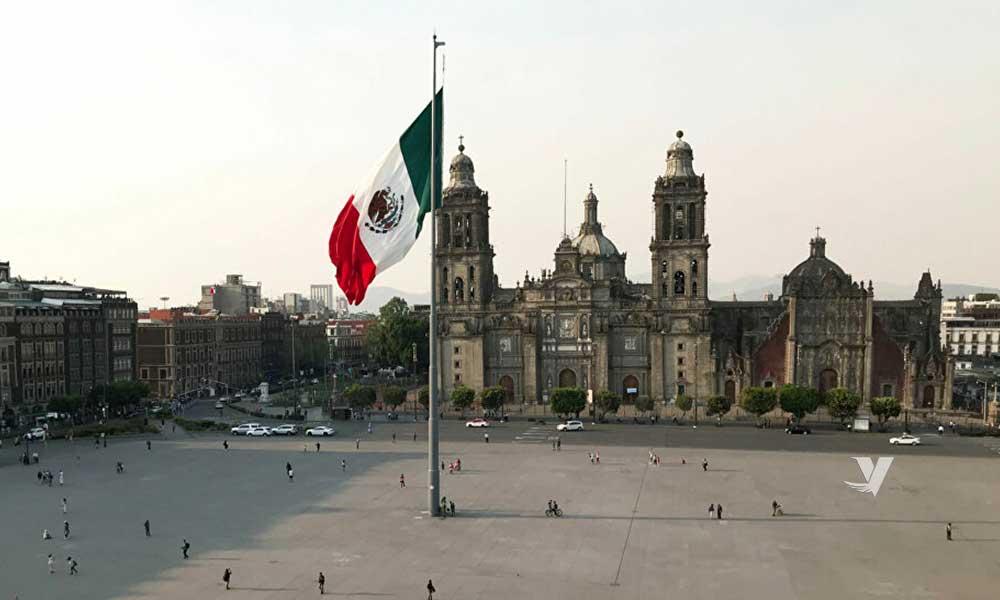Gobierno de México suspende labores no esenciales por Covid-19