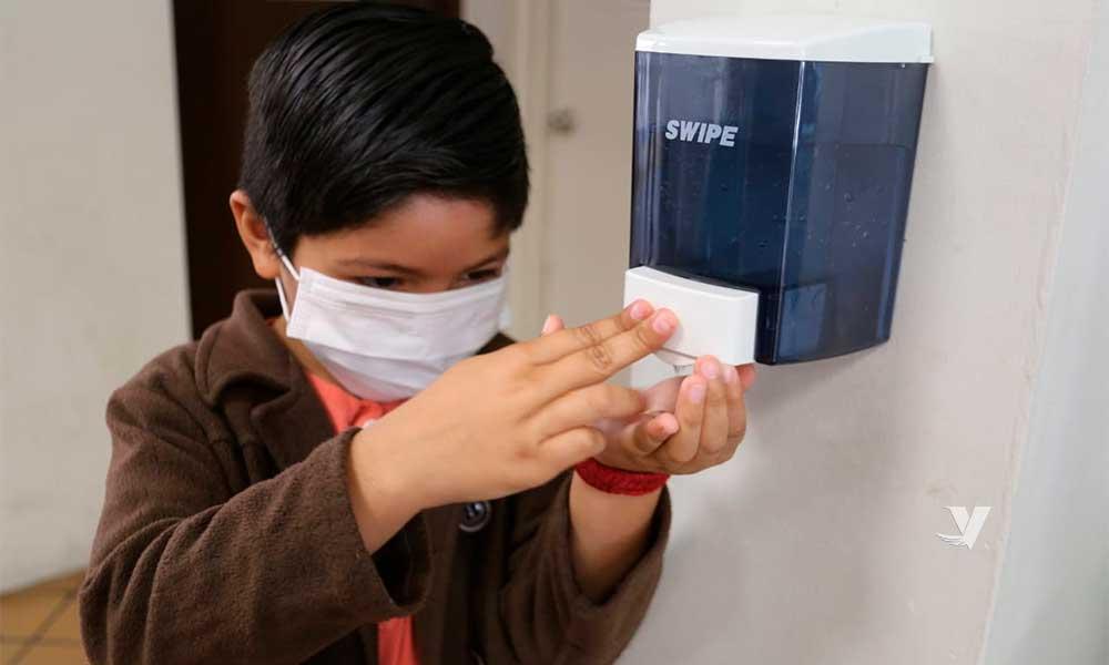 Implementarán programa preventivo por Coronavirus en escuelas públicas municipales de Tijuana