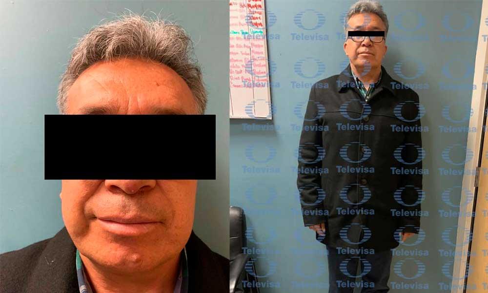 Padre es detenido por caso de pederastia en Mexicali