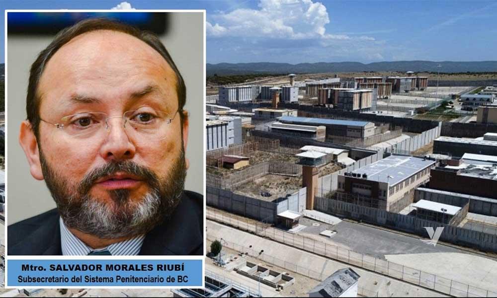 Sistema Penitenciario de Baja California emprende plan integral en la atención de mejoras