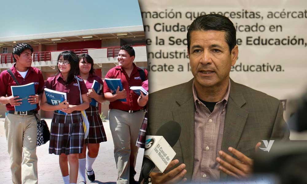 Inicia proceso de inscripción a preparatoria en Baja California