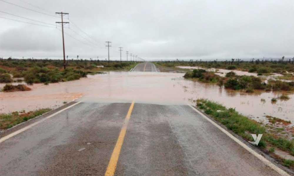 Eviten el cruce de arroyos y vados en zonas rurales: Protección Civil