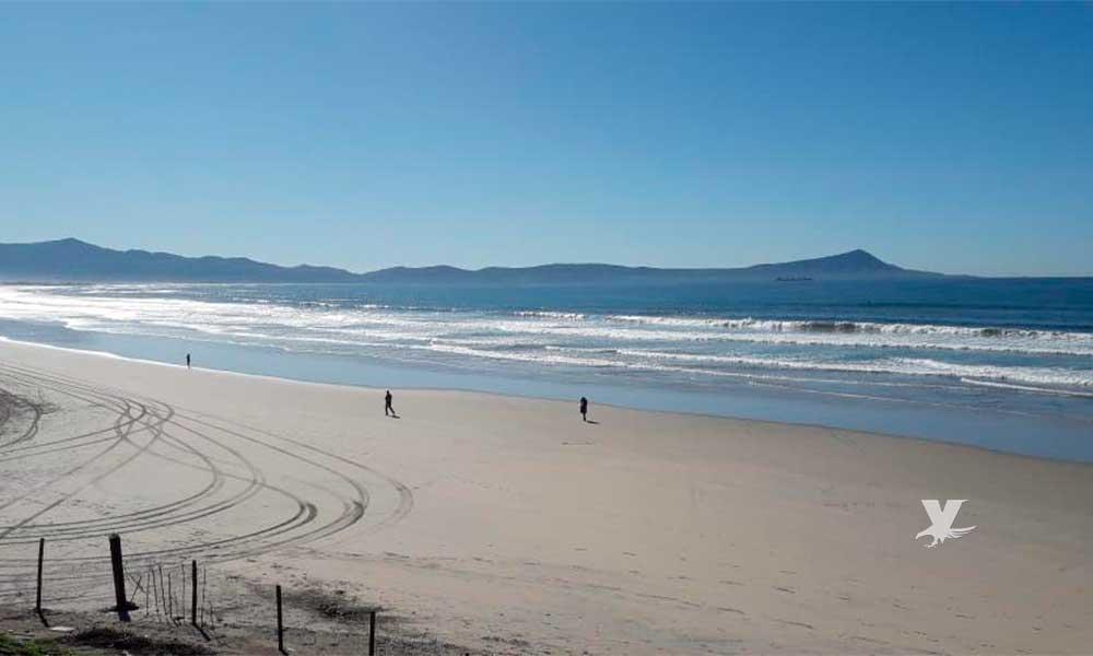 Riesgo por contaminación en playas de Ensenada