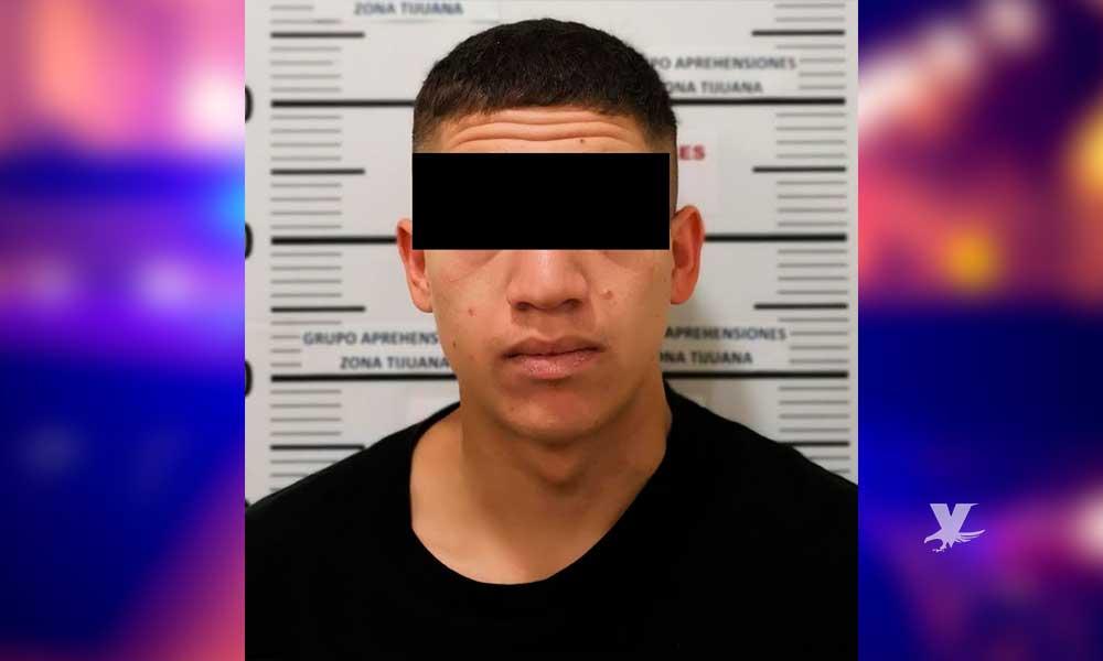 """Capturan a """"El Kevin"""" presunto sicario del Cártel de Sinaloa"""