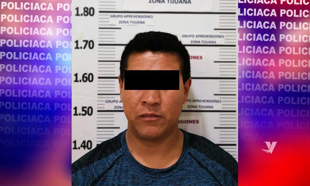 Capturan a presunto sicario del cártel de Sinaloa