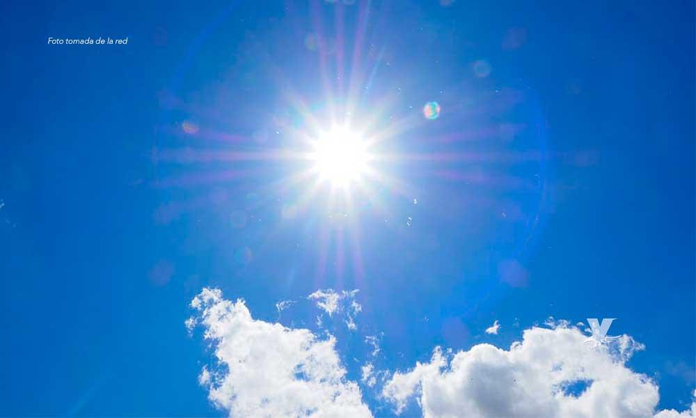 Soleado y temperaturas primaverales en la región