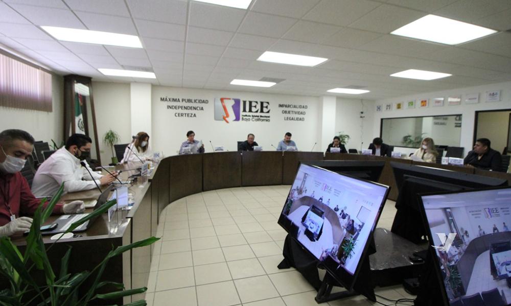 Aprueba Consejo General del IEEBC celebrar sesiones virtuales a través de herramientas tecnologicas