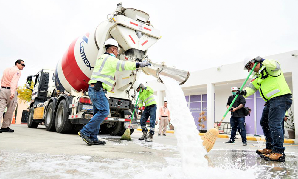 Ayuntamiento de Tijuana pondrá en marcha el programa de lavado y desinfección