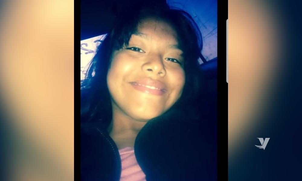 Alerta Amber: Joven desaparecida en Mexicali