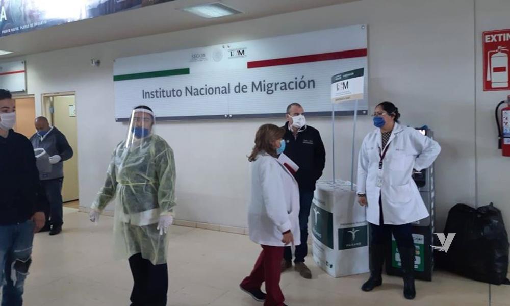Continúan los filtros sanitarios en los puertos de entrada a la región