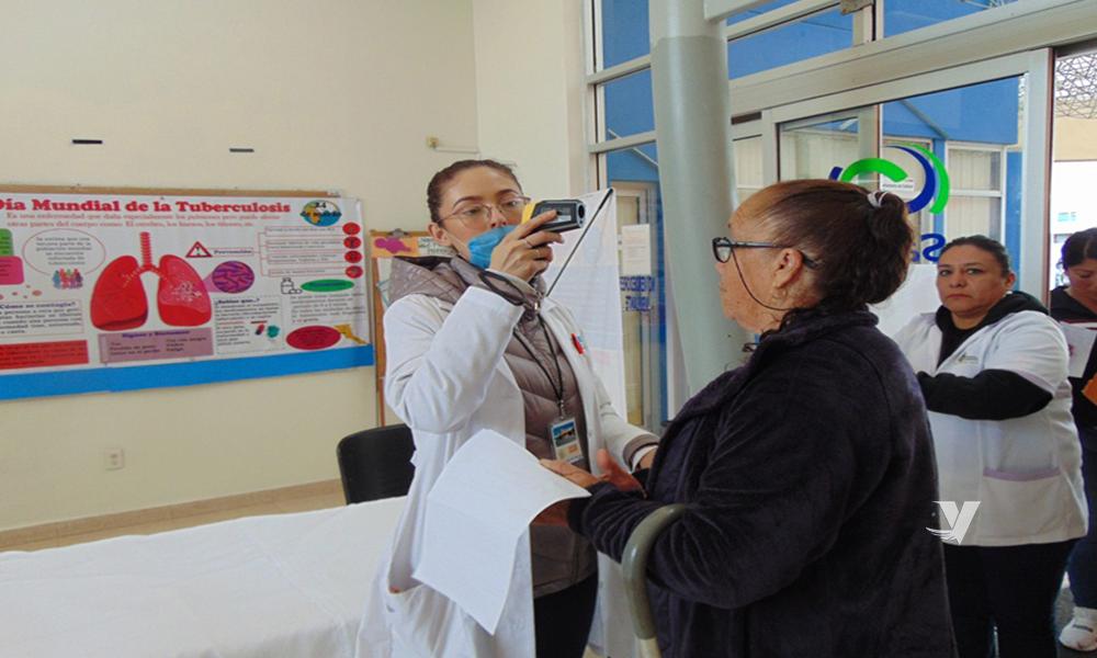 Atiende Secretaría de Salud de forma oportuna y adecuada a los pacientes con Covid-19