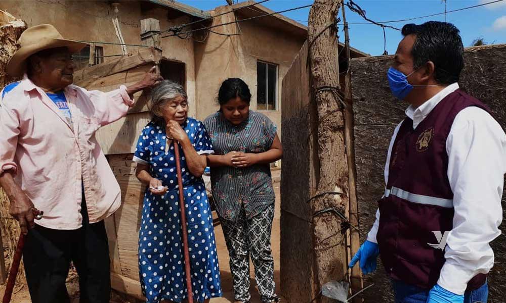 Atiende DIF BC a población vulnerable durante la Jornada de la Paz y la Salud