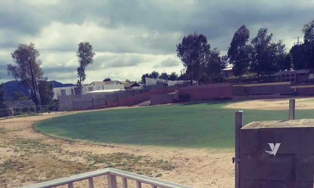 Ayuntamiento de Tecate pide a la ciudadania no visitar campos o canchas deportivas