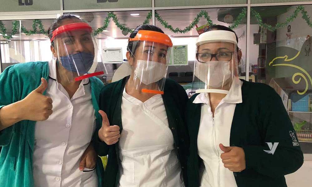Apoya CECyTe de Baja California al Sector Salud