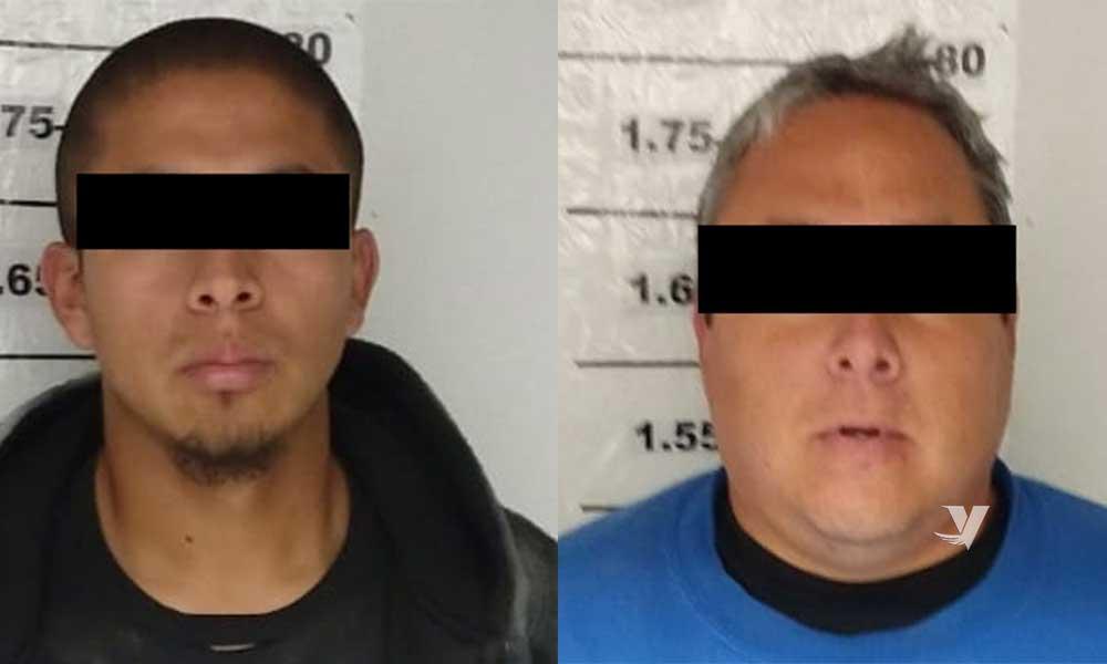 Detenidos por robo de vehículo en Ensenada