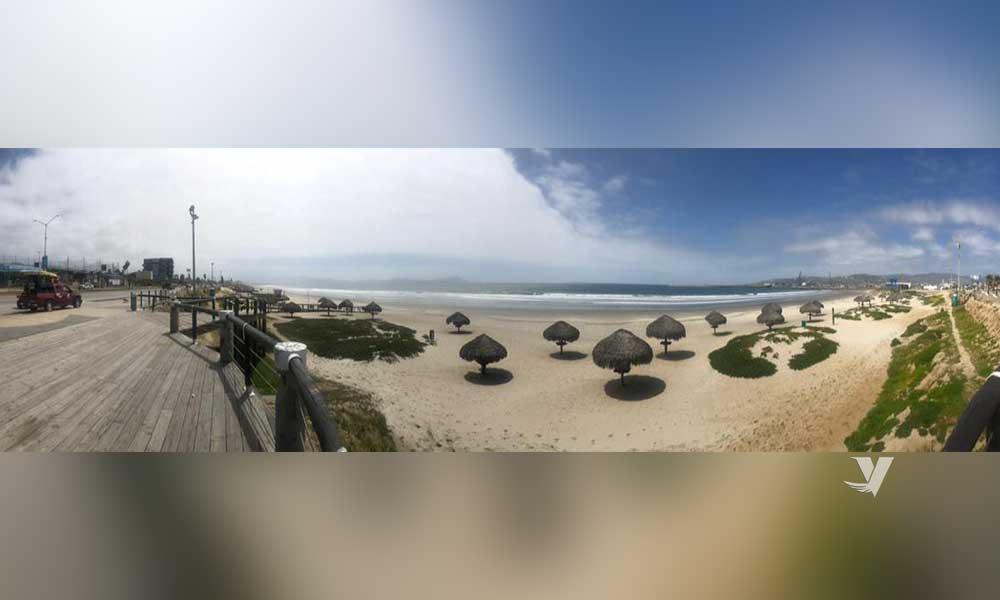 Realiza Protección Civil revisión de playas y comercios en Baja California