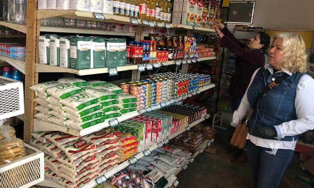 Intensifican abastos en tiendas de Segalmex Diconsa-Liconsa