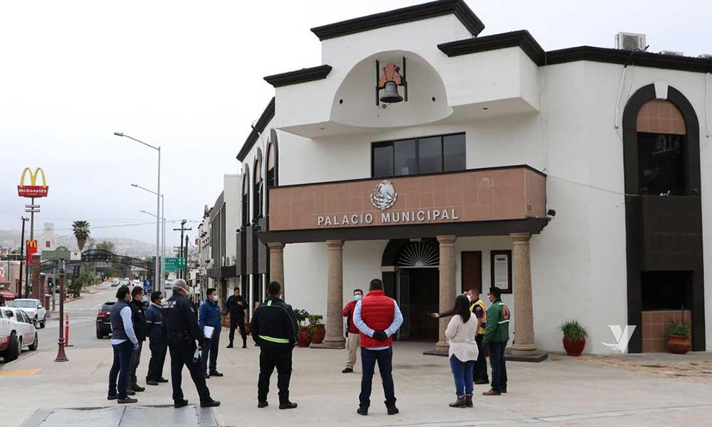 Invitan a comerciantes a seguir protocolo de seguridad ante Covid-19 en Tecate