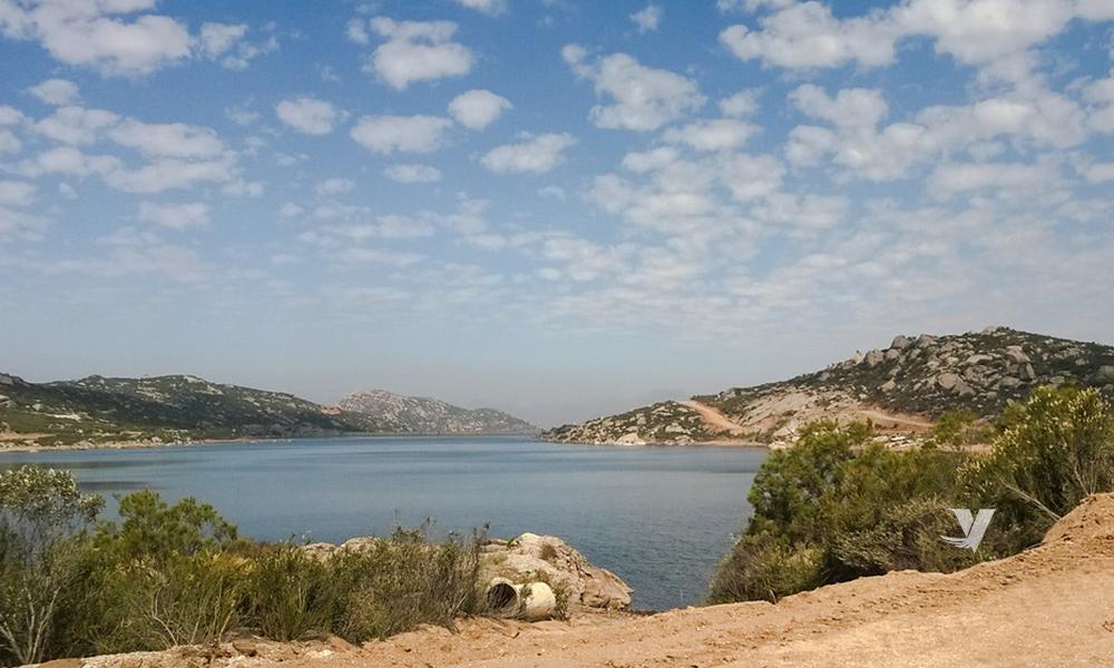 Se restringe el acceso a presas en Baja California