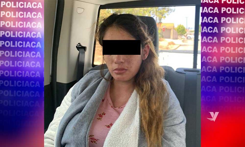 Capturan a presunta sicaria del cártel de Sinaloa