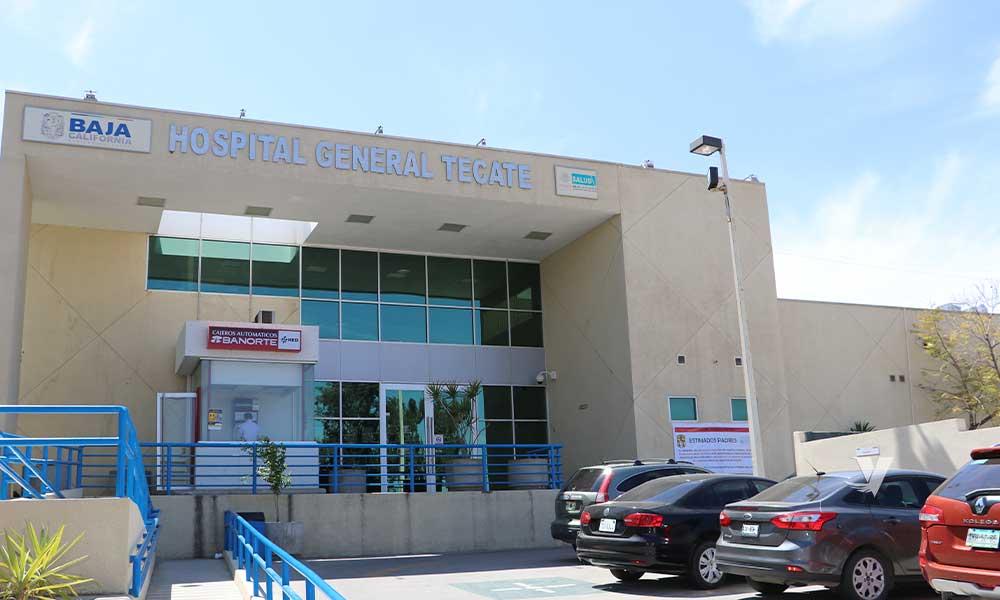 Registra el municipio de Tecate 243 confirmados por COVID-19