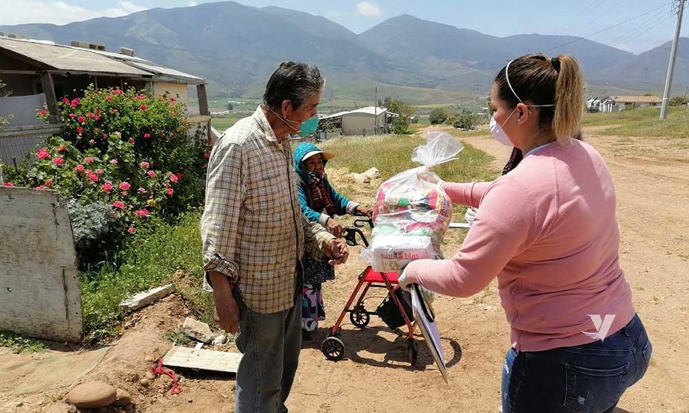 """Secretaría de Educación de Tecate se suma a """"Jornada por la Paz y la Salud"""