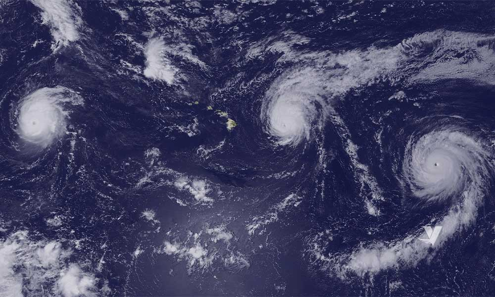 Temporadas de ciclones afectará a Baja California