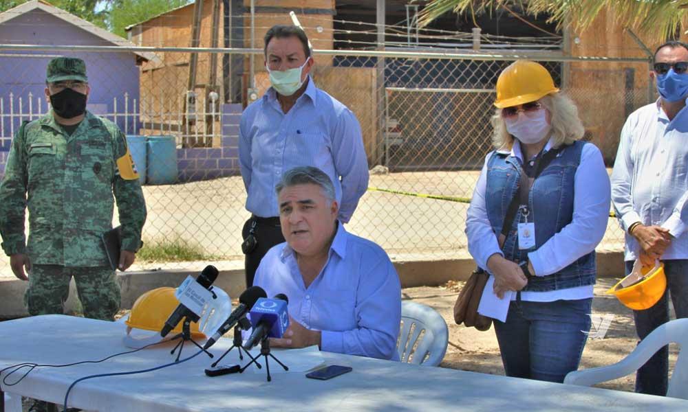 Arranca construcción del primer Banco de Bienestar en Baja California