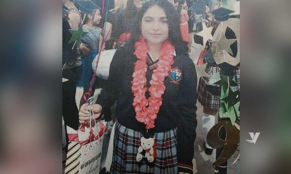 Solicitan apoyo de la comunidad para localizar a joven desaparecida