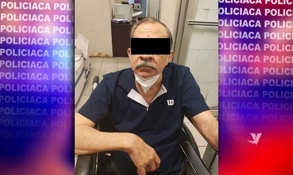 """Detienen a presunto responsable del incendio del asilo de ancianos """"Hermoso Atardecer"""""""