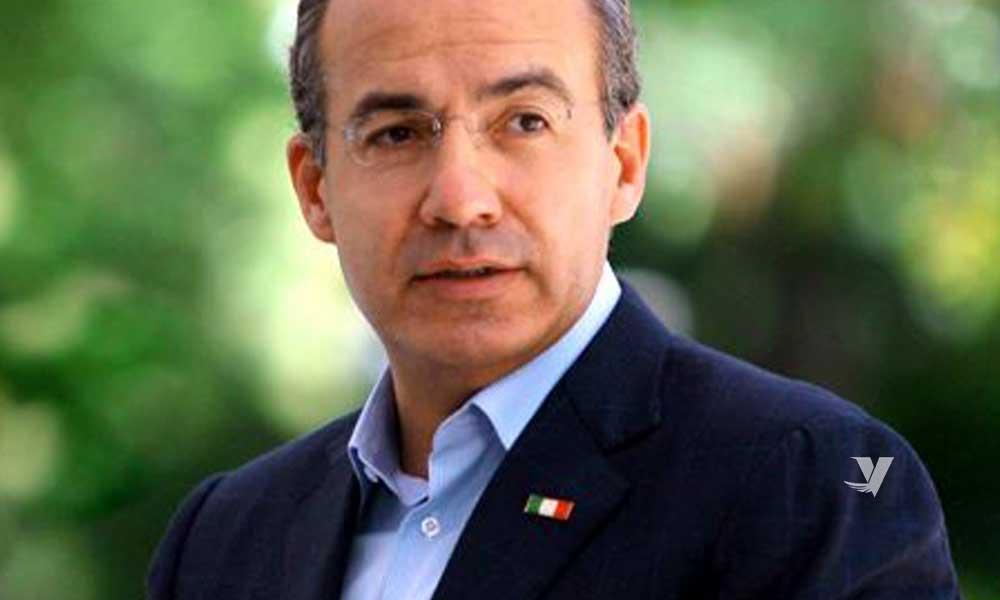 Felipe Calderón niega acusaciones de haber introducido armas a México