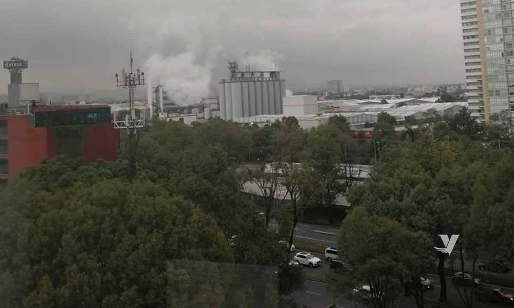 """¡¡¡HABEMUS CHELAS!!!""; Sale humo blanco en planta de Grupo Modelo"