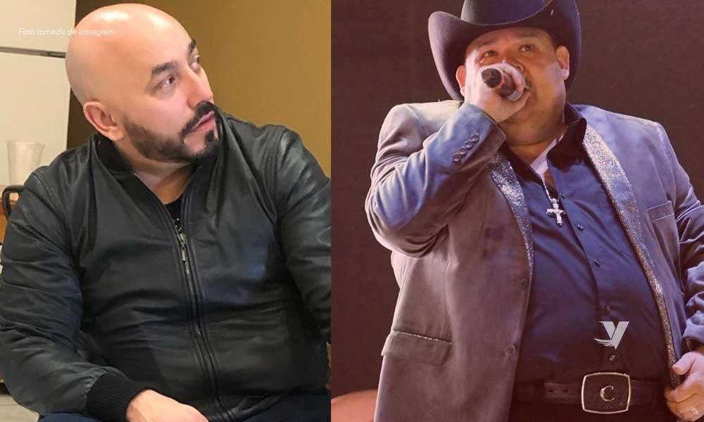 El Coyote y Lupillo Rivera se fueron a los golpes